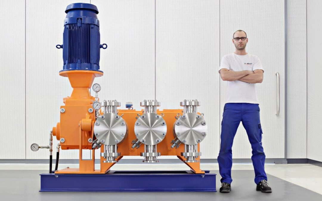 Importancia de las bombas dosificadoras en el desarrollo de la industria